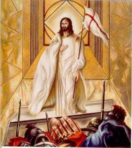 Gesù risorge da morte
